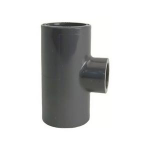 PVC-U Verloop T-stuk 90°