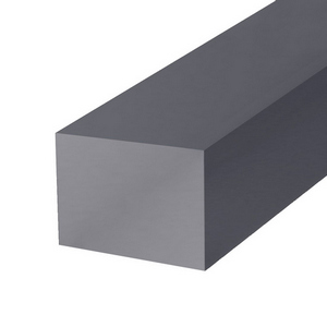 PVC rechthoekstaf