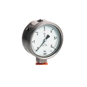 PVDF UHP Manometer