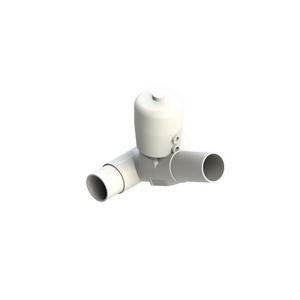 PVDF UHP T-Membraanafsluiter pneumatisch