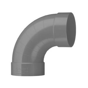 PVC-U Ventilatie Bocht