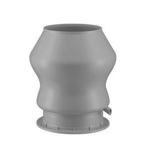 PVC-U Ventilatie Rediff regenkap