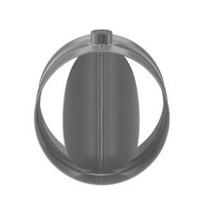 PVC-U Ventilatie Terugslagklep