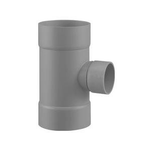 PVC-U Ventilatie Verloop T-stuk