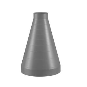 PVC-U Ventilatie Verloopstuk concentrisch