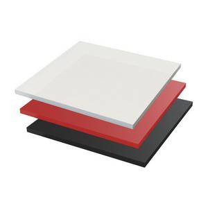 Vikureen Polystyreen plaat mat/mat