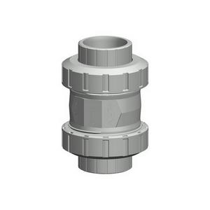 PVC-C Kegelterugslagklep