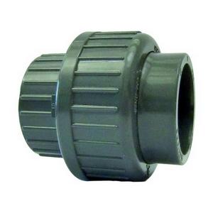 PVC-U 3-delige koppeling
