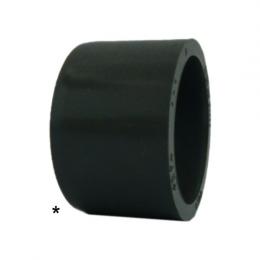 GF PVC-C VERLOOPSTUK KORT d225 -d160 PN16 LIJMEIND/SOK 723900396