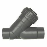 GF PVC-U TERUGSLAGKLEP 303 d75 PN10 EPDM LIJMEIND 161303012