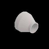 AGRU PP-R VERLOOPSTUK d110 -d63 SDR17 STOMPLAS 11009116317