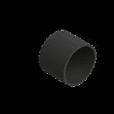 Agru PE100 Eindkap Lang d250 Stomplas SDR17 70064025017