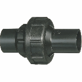 GF PE100 3-delige koppeling d25 Stomplas SDR11 EPDM 753518607