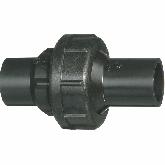GF PE100 3-delige koppeling d20 Stomplas SDR11 EPDM 753518606