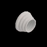 GF PVC-U VLINDERKLEP 567 d75 PN10 EPDM TUSSENBOUW HANDGREEP 161567003