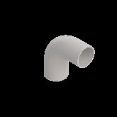 AGRU PP-R MULTI BOCHT 90° LANG d140 SDR17 STOMPLAS 11068014017
