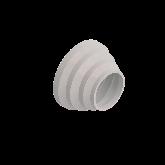 AGRU PP-R GETRAPT VERLOOP d125 -d75 SDR11 STOMPLAS 11007127511