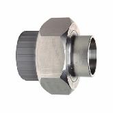 GF ABS /RVS 3-delige koppeling d20 -d21 Sok/laseind PN10 EPDM 729545506