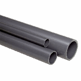 GF PVC-C Buis Grijs RAL7038 d90x4,3mmx5m PN10 163017188