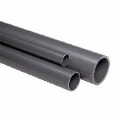 GF PVC-C Buis Grijs RAL7038 d160x7,7mmx5m PN10 163017192