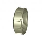 GF PVC-U /RVS 3-DELIGE OVERGANGSKOPPELING d40 -d42 PN16 EPDM SOK/LASEIND 721545509