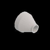 AGRU PP-R VERLOOPSTUK d110 -d50 SDR11 STOMPLAS 11009115011