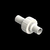 Agru PVDF UHP 3-delige koppeling Type 24 d25 Stomplas SDR21 35024502521