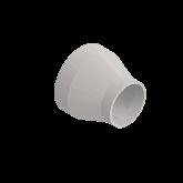AGRU PP-R VERLOOPSTUK d110 -d75 SDR17 STOMPLAS 11009117517