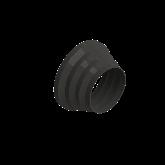 AGRU PVDF UHP Getrapt verloop d160 -d110 Stomplas SDR33 25007161133