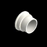AGRU PVDF UHP Klemverbinding d50 Stomplas SDR21 35306005021