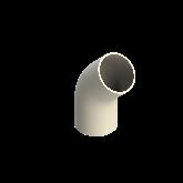 AGRU PVDF UHP Knie 45° d180 Stomplas SDR21 35001218021