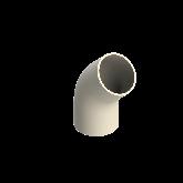 AGRU PVDF UHP Knie 45° d200 Stomplas SDR21 35001220021