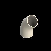 AGRU PVDF UHP Knie 45° d225 Stomplas SDR21 35001222521