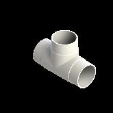 AGRU PVDF UHP T-stuk 90° d63 Stomplas SDR21 35006006321