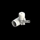 Agru PVDF UHP Membraanafsluiter Normally open d110 -d40 SDR33/21 PTFE/EPDM Stomplas 35346114031