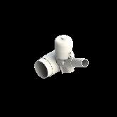 Agru PVDF UHP Membraanafsluiter Double action d110 -d50 SDR21 PTFE/EPDM Stomplas 35347115021