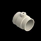 "AGRU PVDF UHP Meetadapter d140 -1/2"" Stomplas/bi dr SDR21 35220142021"