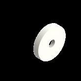 AGRU PVDF UHP Terugslagklep 339 Met veer d50 SDR33 FPM Stomplas 35339105033