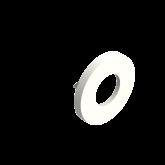 AGRU PVDF UHP Terugslagklep 339 Met veer d140 SDR33 FPM Stomplas 35339114033