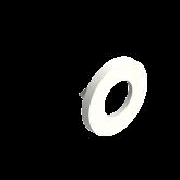 AGRU PVDF UHP Terugslagklep 339 Met veer d180 SDR33 FPM Stomplas 35339118033