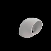 Agru PP-R Bocht 90° d160 Stomplas SDR17 11001016017