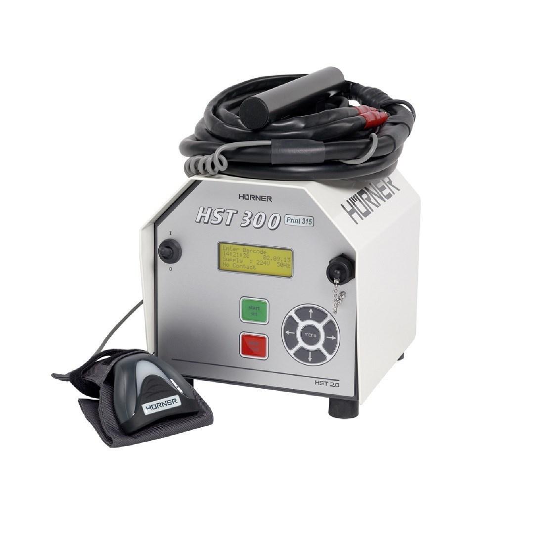 Hurner Elektrolastrafo HST300 315 2.0 print/usb 200-230-016