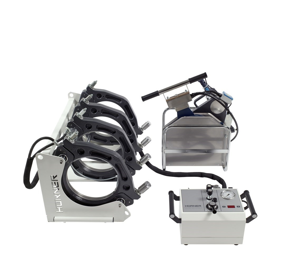 Hurner Stomplasmachine 800 manual d500 t/m d800 400V Inclusief schalen 200-704-800