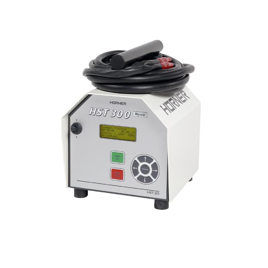 Hurner Elektrolastrafo HST300 manual 200-230-004