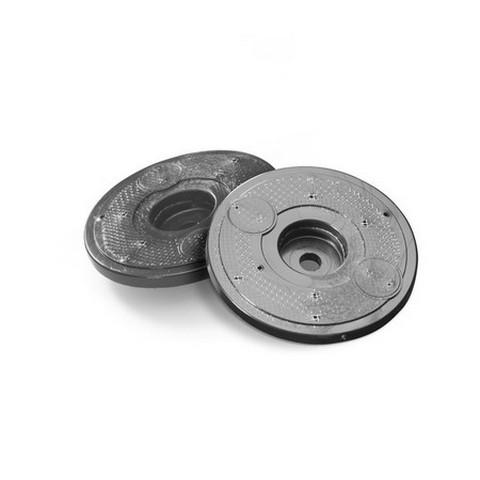 Agru PE Disc Induktofix Tbv bsp plaat 80X32MM 27039407040