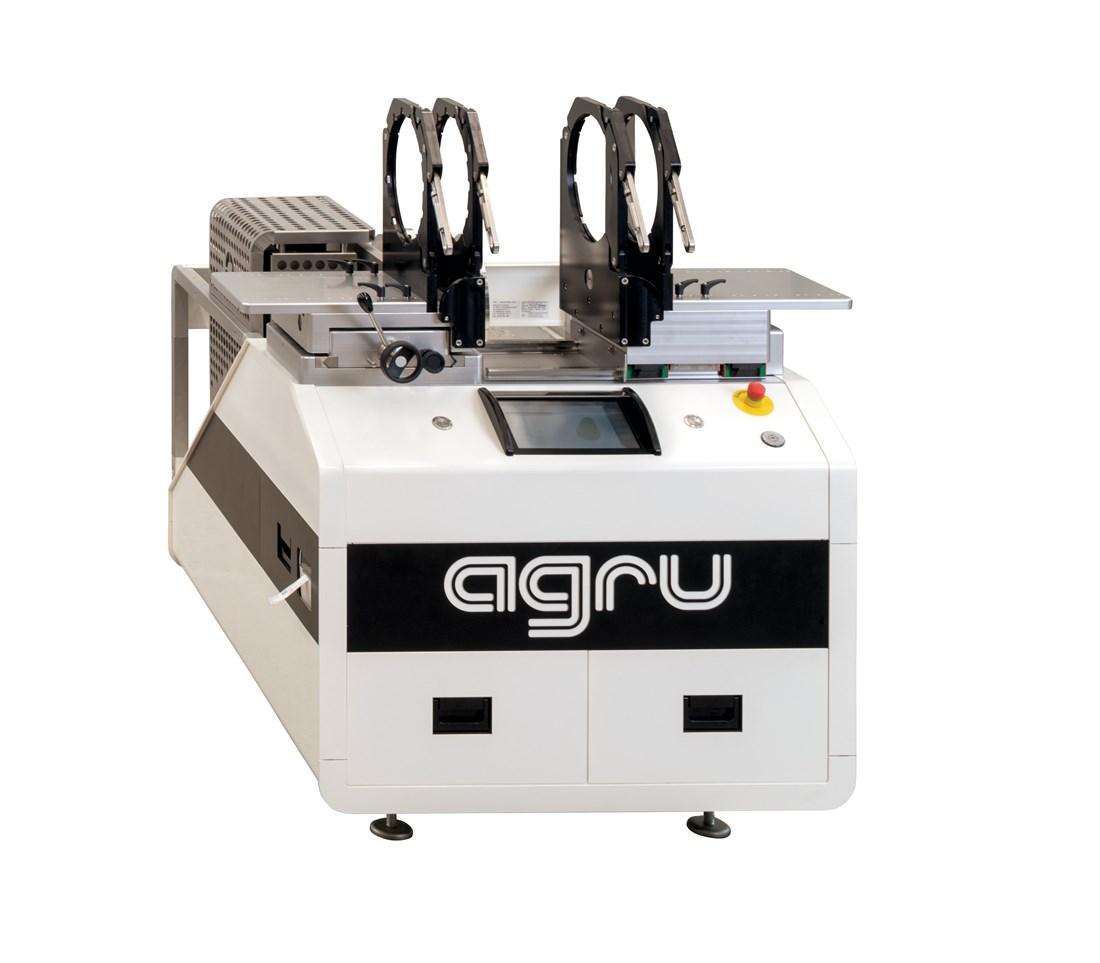 Agru Infrarood lasmachine SP250S V3 SAGSP250S30