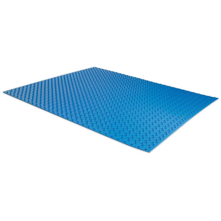 Agru Hydroclick PE80 Plaat Blauw RAL5012 4000x2000x4mm 86574402040