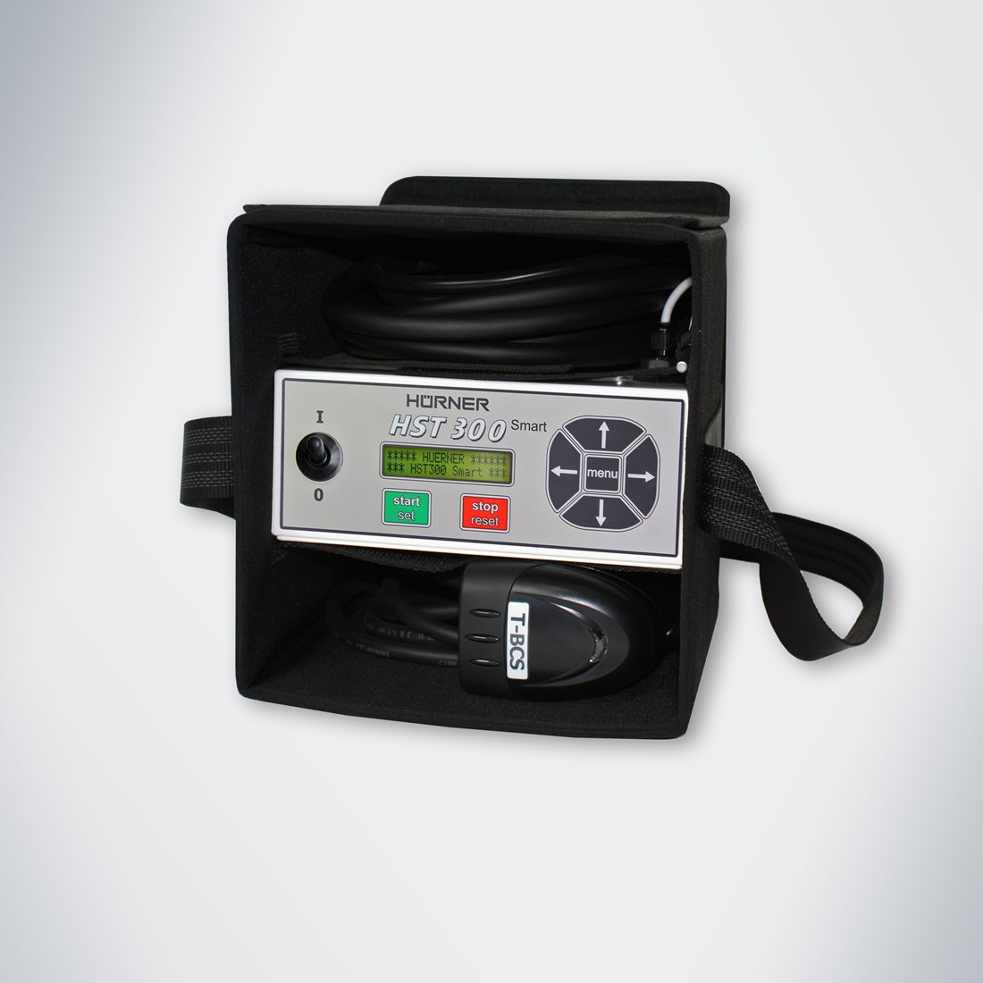 Hurner Elektrolasmachine HST300 smart Max d160 301-000-000