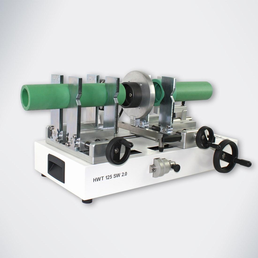 Hurner Moflasmachine HWT 125 SW 2.0 d20 t/m d125 Type a 230V 1500W Incl kist en lasbussen 410-000-000