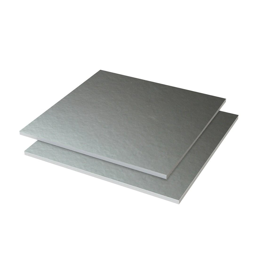 Katz Display board Karton Metallic 25st/doos 2440x1220x1,6mm